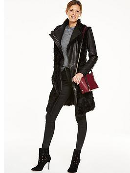 v-by-very-premium-shearling-and-leather-coatnbsp
