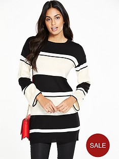 v-by-very-stripe-tunic