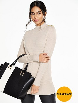 v-by-very-button-shoulder-turtle-neck-jumper