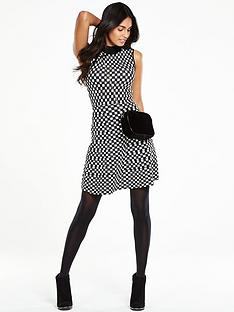 v-by-very-monochrome-knitted-fit-and-flare-dress