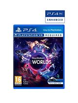 PlayStation VR Worlds - PlayStation VR Required - PS4