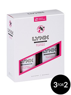 lynx-attract-for-her-duo-gift-set