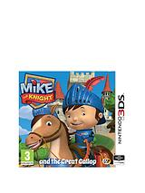 Mike the Knight and the Great Gallop - 3DS