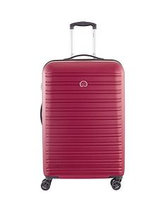 delsey-segur-70cm-4-double-wheel-medium-trolley-case