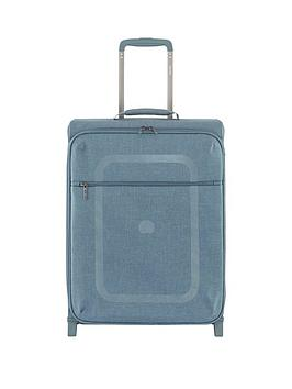 delsey-dauphine-55cm-4-wheel-slim-cabin-trolley-case