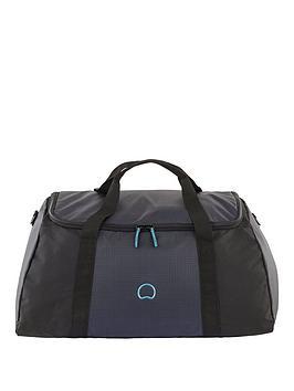 delsey-vincennes-58cm-foldable-duffle-bag
