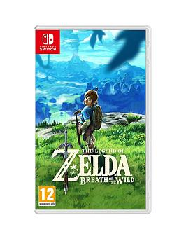 Nintendo Switch Nintendo Switch The Legend Of Zelda: The Breath Of The Wild Picture