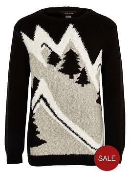 river-island-boys-ski-slope-christmas-jumper