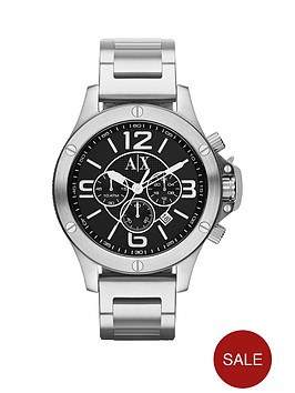 armani-exchange-armani-exchange-black-dial-chronograph-stainless-steel-bracelet-mens-watch