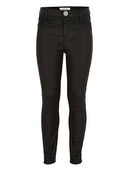 river-island-girls-black-coated-molly-jeggings