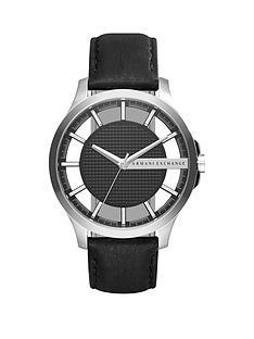 armani-exchange-hampton-black-dial-black-leather-strap-mens-watch