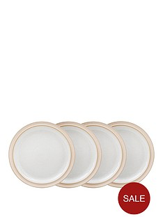 denby-elements-4-piece-dinner-plate-set-ndash-natural