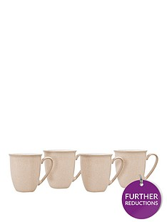 denby-elements-set-of-4-coffee-mugs-ndash-natural