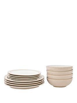 denby-elements-12-piece-dining-set-ndash-natural