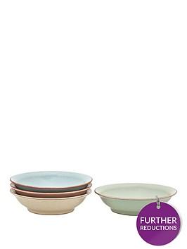 denby-always-entertaining-lsquodelirsquo-4-piece-medium-shallow-bowl-set