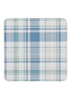 denby-denby-elements-checks-green-blue-6-piece-coasters