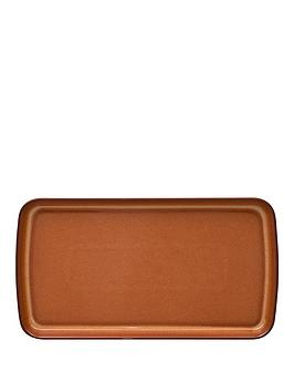 denby-always-entertaining-lsquotapasrsquo-ndash-set-of-2-small-rectangular-platters