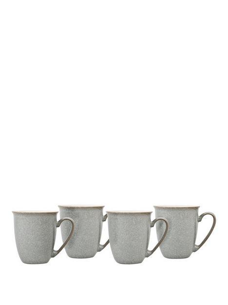 denby-elements-set-of-4-coffee-mugs-ndash-light-grey