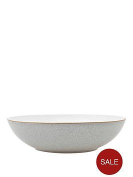 denby-elements-light-grey-serving-bowl