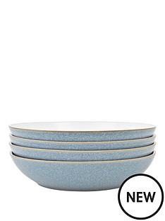 denby-denby-elements-blue-4-piece-pasta-bowl-set