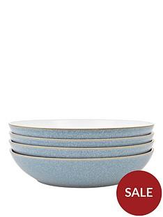 denby-elements-4-piece-pasta-bowl-set-blue