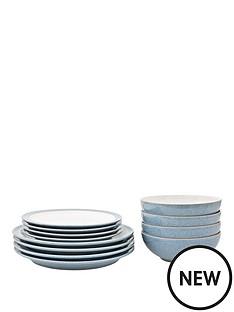 denby-denby-elements-blue-12-piece-tableware-set