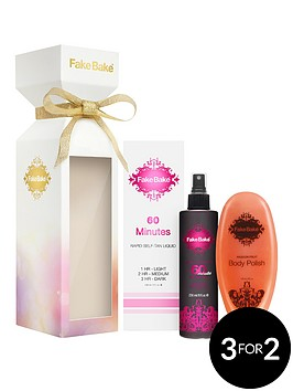 fake-bake-kit-60-minute-and-passion-fruit-body-scrub-gift-set