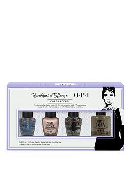 opi-breakfast-at-tiffanysnbspmini-nail-treatment-pack