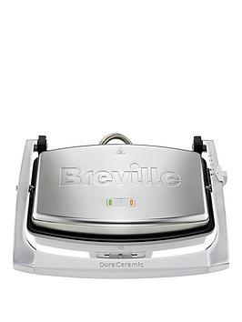 Breville   Duraceramic Cafe Style Sandwich Press