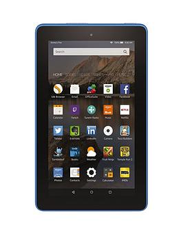 Amazon Fire 7Inch 8Gb Tablet  Blue
