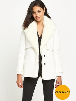 river-island-faux-fur-collar-pea-coat