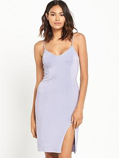 river-island-slinky-cami-dress-lilac