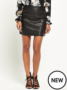 river-island-patchwork-mini-skirt