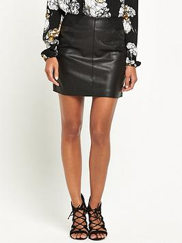 river-island-patchwork-mini-skirt