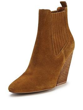 kendall-kylie-nancy-suede-chelsea-heeled-ankle-bootnbsp
