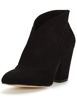 miss-kg-tamara-deep-v-ankle-boot