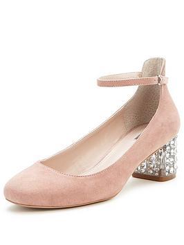carvela-embellished-heel-court