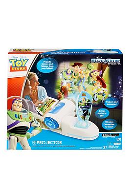 Toy Story Storytime Theater Projector &Amp Press N Play Toy Story