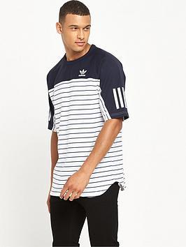 Adidas Originals Stripe Block TShirt