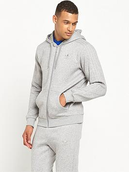 Adidas Originals Trefoil Series Zip Hoodie