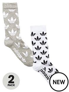 adidas-originals-adidas-originals-trefoil-2-pack-crew-socks