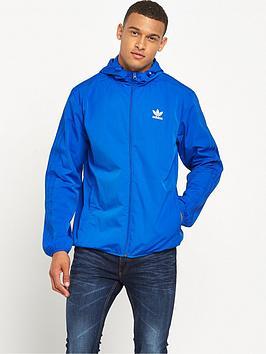 Adidas Originals Nyc Windbreaker Hoodie