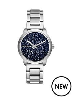 diesel-diesel-flare-rocks-stone-dial-stainless-steel-bracelet-ladies-watch