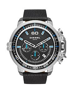 diesel-disel-deadeye-black-dial-blue-accents-chronograph-black-leather-strap-mens-watch