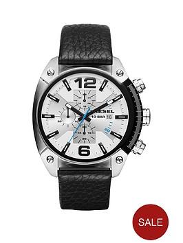 diesel-diesel-overflow-advanced-white-dial-chronograph-black-leather-strap-mens-watch