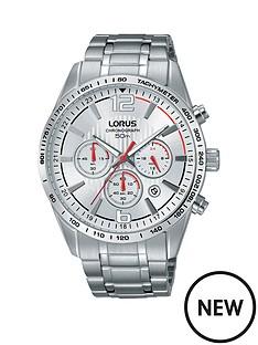 lorus-lorus-silver-dial-chronograph-black-leather-strap-mens-watch