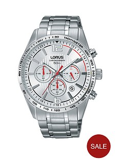lorus-lorus-silver-dial-chronograph-black-leather-strap-mens-watch