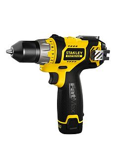 stanley-fatmax-stanley-fatmax-108v-lithium-ion-drill-driver