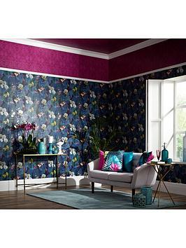 arthouse-pindorama-navy-wallpaper