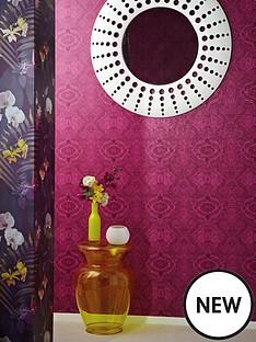 arthouse-ipanema-hot-pink-wallpaper